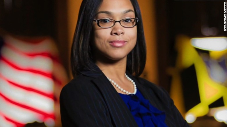 Marilyn Mosby's path to prosecutor in Baltimore
