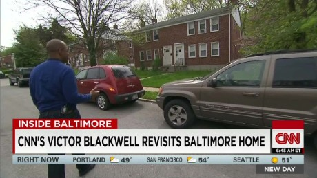 CNN's victor blackwell revisits baltimore hometown_00003427