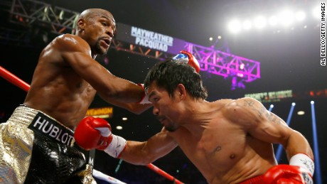 Periscope, Meerkat piracy hits Mayweather-Pacquiao bout - CNN.com