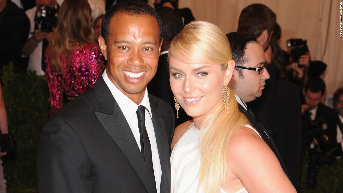 "Alpine skier Lindsey Vonn announced that she and Tiger Woods ended their three-year relationship, citing the strain of their busy schedules. ""I will always cherish the memories that we've created together,"" <a href=""https://www.facebook.com/LindseyVonnUSA/posts/10153439367929728"" target=""_blank"">Vonn said in a Facebook post</a>. ""Unfortunately, we both lead incredibly hectic lives that force us to spend a majority of our time apart. I will always admire and respect Tiger. He and his beautiful family will always hold a special place in my heart."""