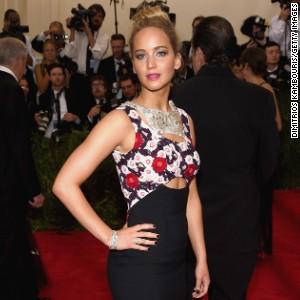 03 met gala 2015 Jennifer Lawrence