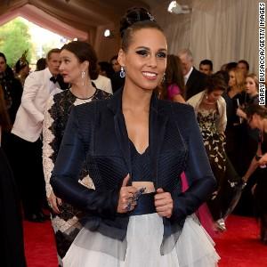 05 met gala 2015 Alicia Keys