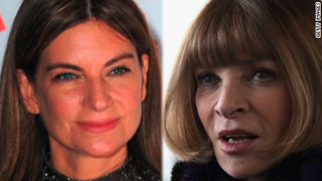 Anna Wintour challenges Natalie Massenet on the fashion retail front