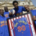 Defining moments - harlem globetrotters