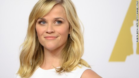 Actress Reese Witherspoon arrives for the Oscars Nominees#39; Luncheon hosted by the Academy of Motion Picture Arts and Sciences, February 2, 2015 at the Beverly Hilton Hotel in Beverly Hills, California.  The 87th Oscars will take place in Hollywood, California February 22, 2015. AFP PHOTO / ROBYN BECK        (Photo credit should read ROBYN BECK/AFP/Getty Images)