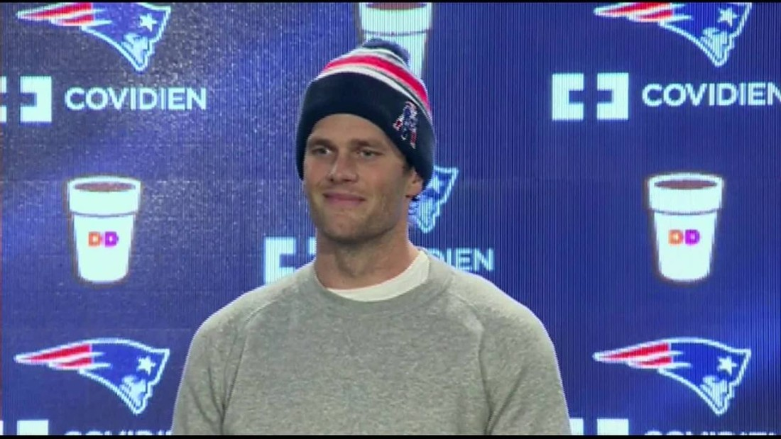 Poor, persecuted quarterback Tom Brady is an easy guy to mimic this Halloween if you've got a Patriots jersey lying around. Just paint a dimple in your chin and carry around a flattened football to complete the Deflategate look. Bonus points for his silly hat.