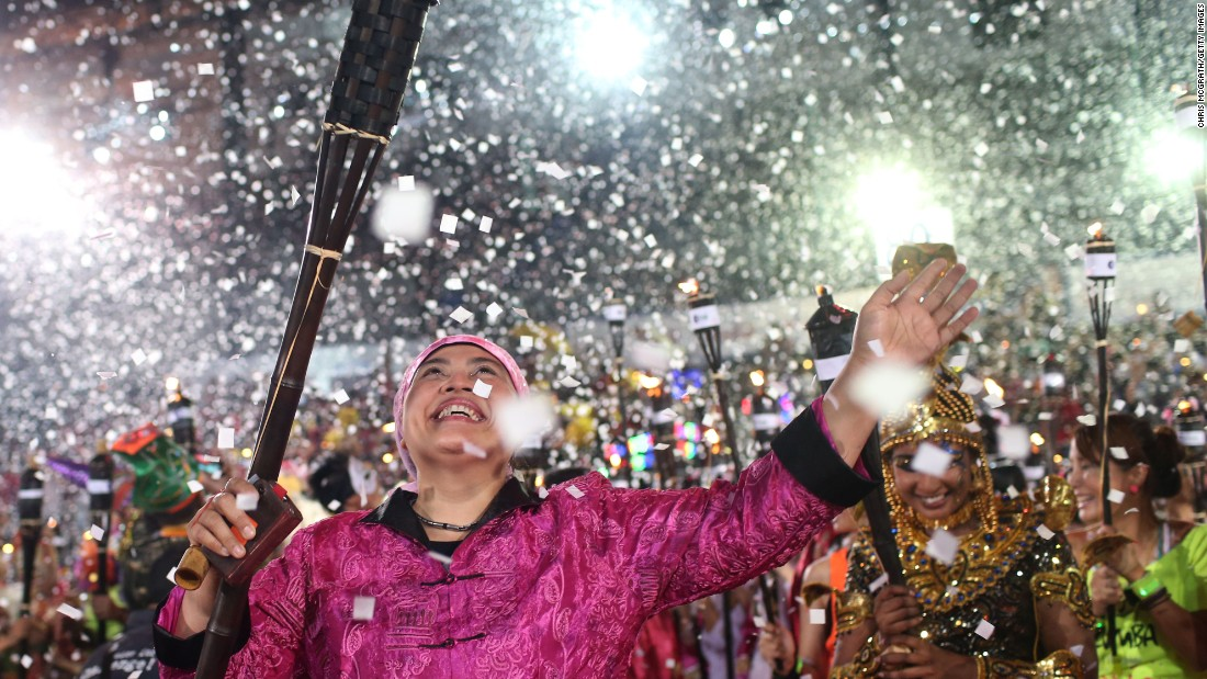 Recognizing the celebratory seasons of Chinese, Malay, Indian, Caucasian and other cultures, Singaporeans know partying. The Chingay festival (pictured) is the best party of the year. Until the one coming up next week.