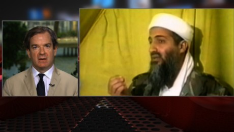 Analyst Peter Bergen appears on the 9 am ET hour of  CNN Newsroom to discuss the raid on Osama bin Laden.