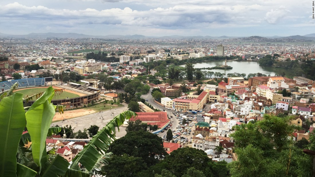 In Madagascar, Bourdain traveled with acclaimed filmmaker Darren Aronofsky for a different view of the  little-understood island nation. Antananarivo, Tana for short, is its capital.