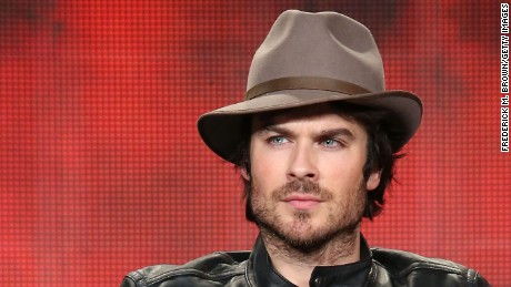 """Vampire Diaries"" actor Ian Somerhalder is another young star who has embraced charity work. Somerhalder created his own foundation, the IS Foundation, to address environmental issues"