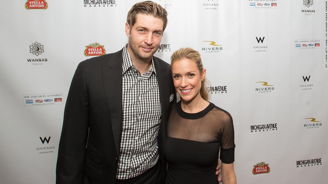 "Jay Cutler and Kristin Cavallari <a href=""https://www.instagram.com/p/-cXn7ztQ-1/"" target=""_blank"">named their new daughter Saylor</a> after her birth November 23. The Chicago Bears quarterback and his wife, a former reality TV star, are parents to sons Camden, 2, and Jaxon, 1."
