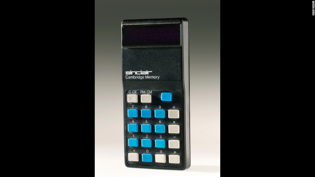 By 1973, Clive Sinclair had introduced a series of pocket calculators that changed the industry, making calculators small and light enough to fit in your pocket. They were not only much smaller and thinner than their competitors, but also much cheaper, making their advanced technology available to the masses.