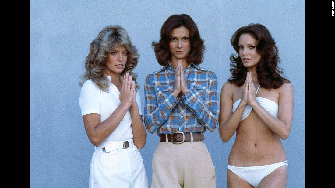 "On September 22, 1976, a blonde bombshell dropped into America's homes with the debut of the television show ""Charlie's Angels."" Farrah Fawcett and co-stars Kate Jackson and Jaclyn Smith became an instant hit with audiences. To this day the show remains a lasting image of the 70s despite getting mixed reviews from critics."