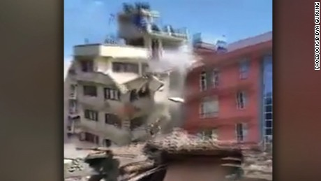 Latest Nepal Earthquake During Nepal Earthquake