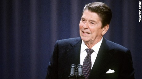 Ronald Reagan's life and career