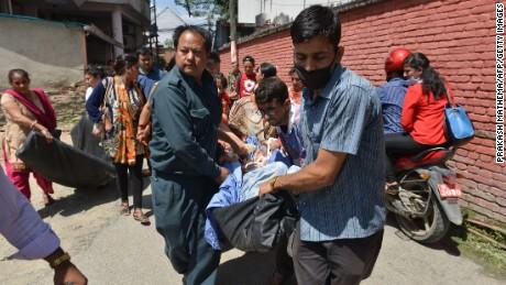Second earthquake brings fresh fear to Nepal
