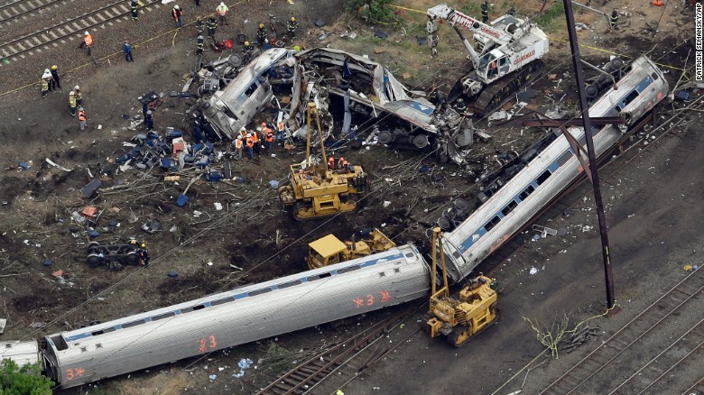 Hospital: 6 dead, 146 hospitalized in Amtrak crash
