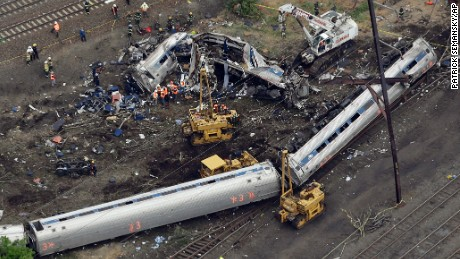 Hospital: 6 dead, 146 hospitalized in Amtrak crash
