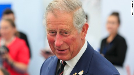 Prince Charles' 'Black Spider Memos' from 2004-05 have been released