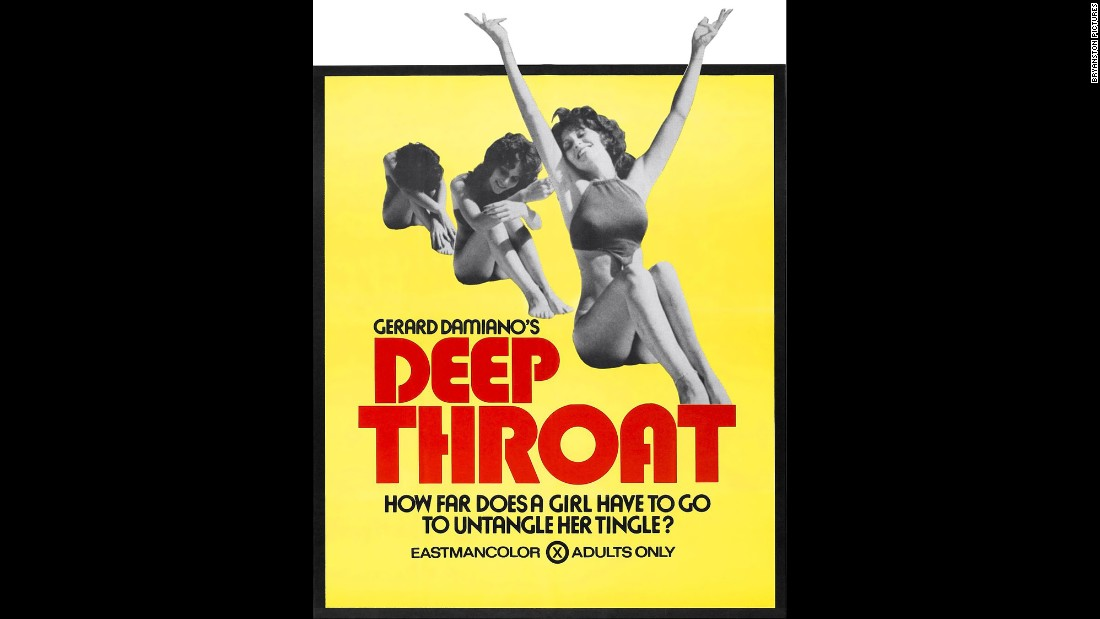 "In any other year it might sound strange, but in 1972 one of the most popular films of the year was a porno. ""Deep Throat"" was one of the first pornographic films to receive mainstream attention, and it made $3 million in its first six months of release. It also took on an additional layer of cultural significance when the secret informant in the Watergate scandal went by the pseudonym ""Deep Throat."""