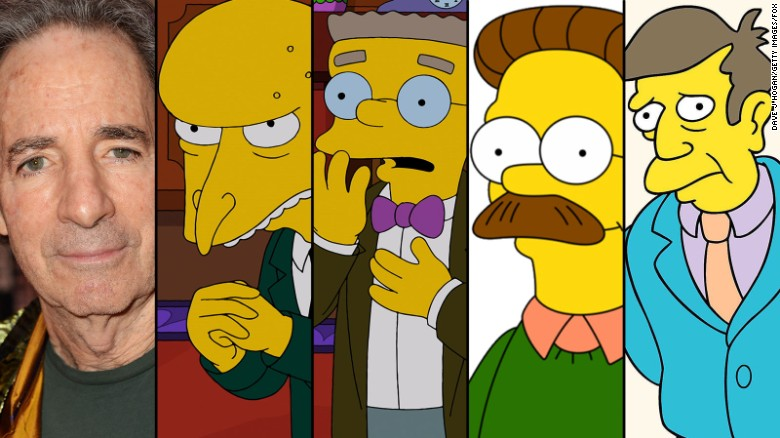 """It appears """"The Simpsons"""" isn't losing a voice -- or several -- after all. Harry Shearer isn't leaving the show, despite a much-publicized contract dispute in May. So the voice of Mr. Burns, Waylon Smithers, Ned Flanders and Principal Skinner will continue. Click through for more of the other members of the show's cast."""