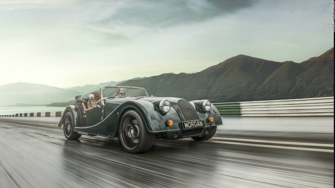 Morgan motors sells vintage british cool to the world for G stone motors used cars