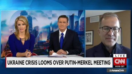 exp Tensions over Ukraine as Germany's Merkel visits Moscow_00002001