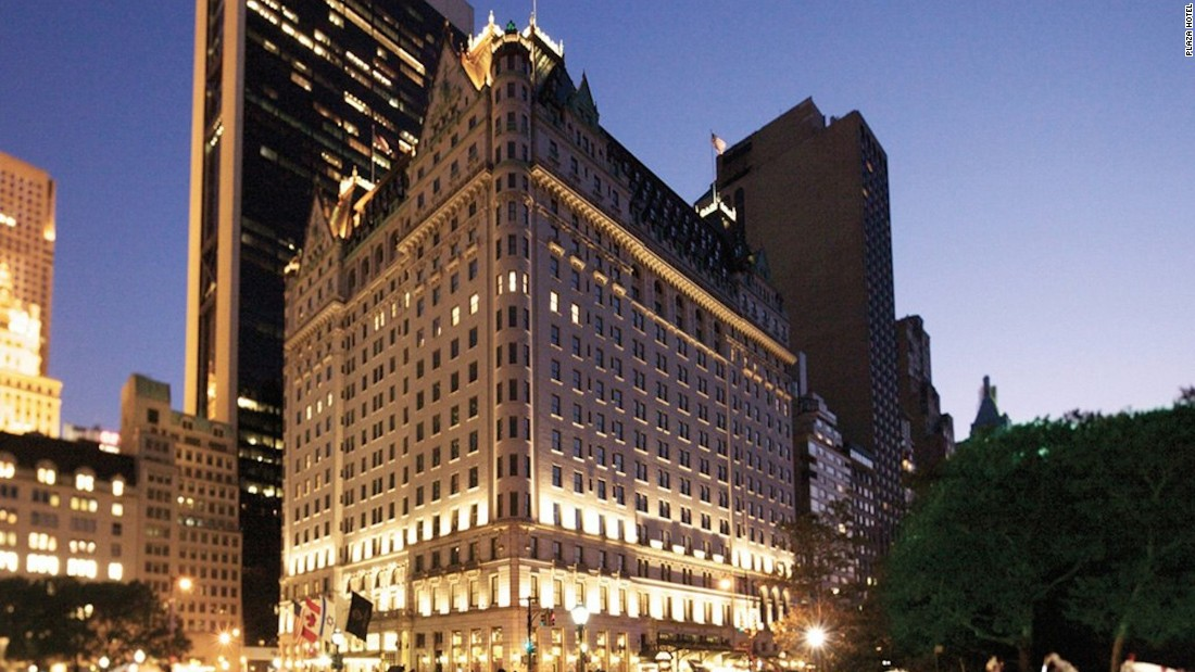 The world 39 s 10 most iconic hotels for Most expensive hotel nyc