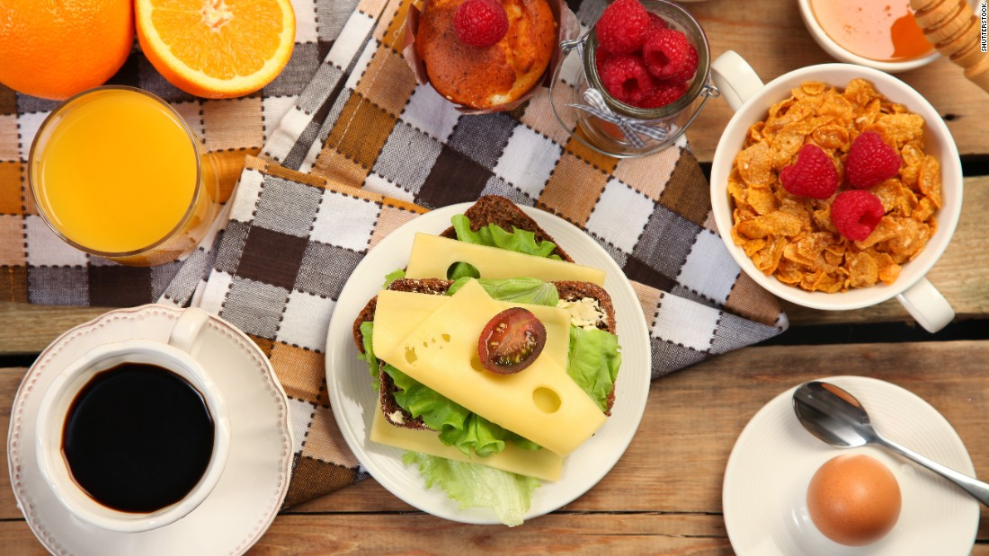 Eating a breakfast filled with higher fiber foods will prompt your natural urge to go.