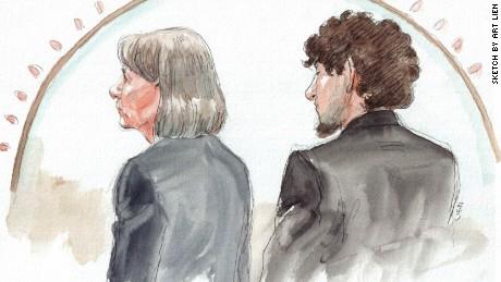 Dzhokhar Tsarnaev breaks his silence at Boston bombing ...