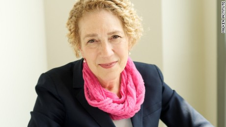 Lynn Goldman net worth salary