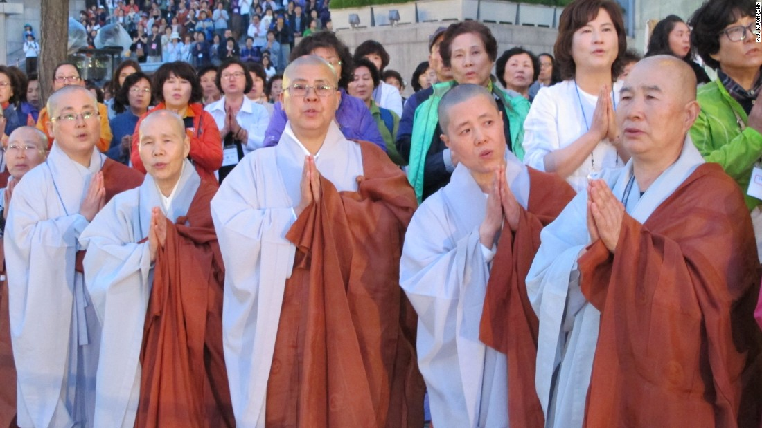 South Korean Buddhism South Korean Buddhists Hoped