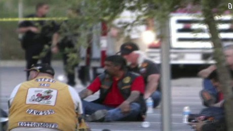 Police anticipated trouble before biker gang shootout