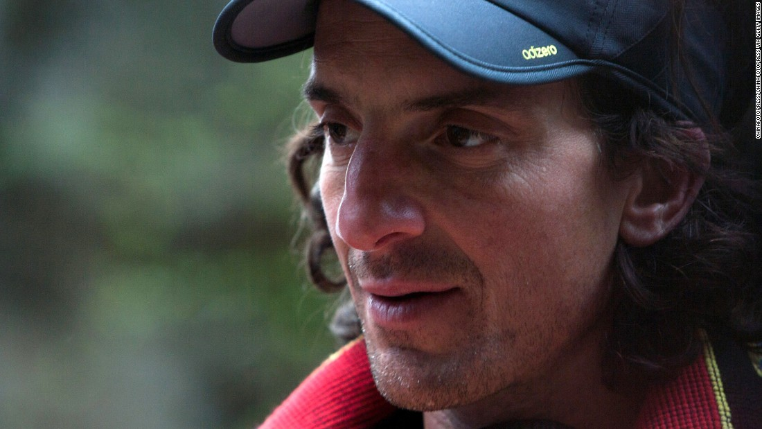 "The body of extreme-sports legend <a href=""http://www.cnn.com/2015/05/18/us/yosemite-base-jumpers-dean-potter-graham-hunt-deaths/index.html"" target=""_blank"">Dean Potter</a> was found in Yosemite National Park during a helicopter search May 17, park spokesman Scott Gediman said. Friends had reported Potter and another athlete, Graham Hunt, missing, and it is believed that the pair BASE jumped from Taft Point, a scenic overhang in the park. Potter was 43, and Hunt was 29."