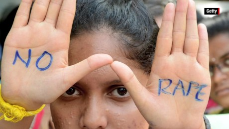 Facing up to rape in India.