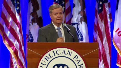 Graham: Want to join ISIS? I'm calling a drone