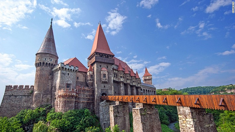 There's more to Transylvania than vampire lore, Saxon villages and fortified churches. Corvin Castle is a Gothic-Renaissance masterpiece and one of the largest castles in Europe.