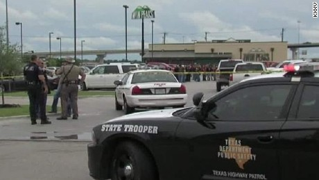 Waco police sergeant: 'There's been enough bloodshed'