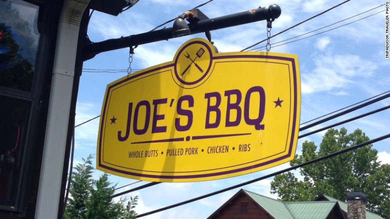 Joe's BBQ Receives Top Honors