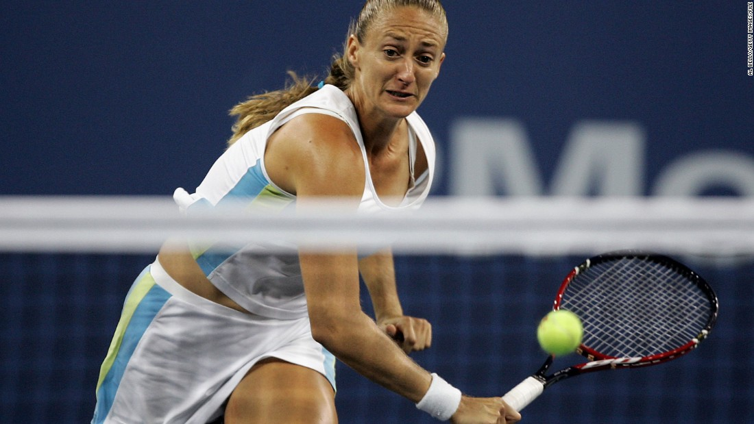 Mary pierce frozen picture 2