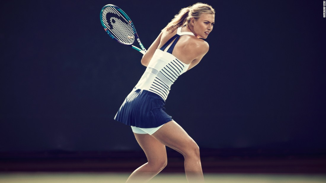 French Open 2015: Tennis fashion has come a long way in ...