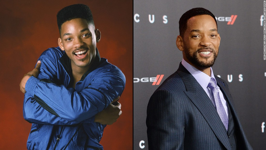 "Will Smith starred as Will ""The Fresh Prince"" Smith, who moves from the troubled streets of Philadelphia to live with wealthy relatives in Bel Air. The actor used it as a springboard to stardom. He'll next be seen the film ""Suicide Squad,"" set for release in August 2016."