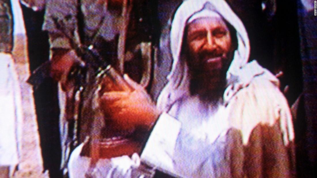 Osama bin Laden: terrorist leader and doting father