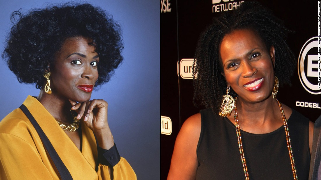 "Janet Hubert starred as the original Aunt Vivian, the Banks family matriarch. She's been pretty outspoken about her firing from the show in 1993 <a href=""http://www.huffingtonpost.com/2013/05/09/janet-hubert-will-smith-feud-fired_n_3249314.html"" target=""_blank"">over creative differences. </a>She's had roles on ""Gilmore Girls"" and ""One Life to Live."""