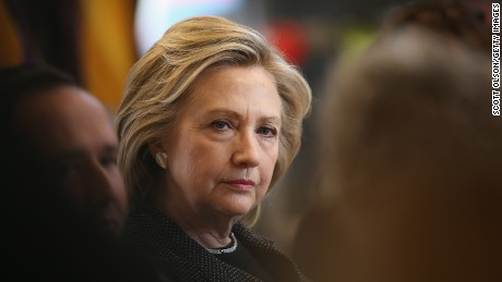 Democratic presidential hopeful and former Secretary of State Hillary Clinton hosts a small business forum with members of the business and lending communities at Bike Tech bicycle shop on May 19, 2015 in Cedar Falls, Iowa.