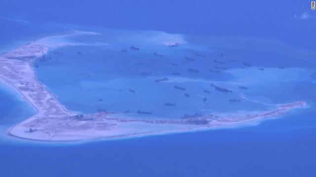 Beijing: U.S. threatens peace in South China Sea