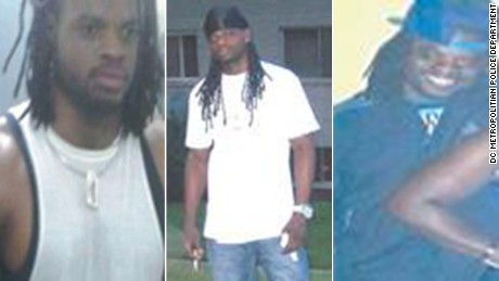 Police have identified Daron Dylon Wint as a suspect in a quadruple homicide in Washington.