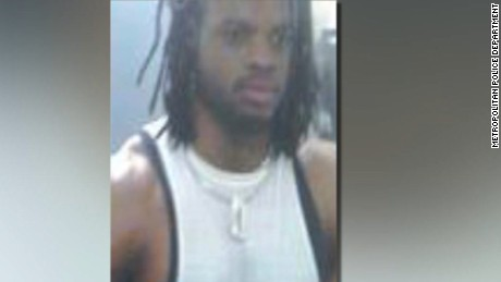Report: DNA on pizza crust leads to D.C. murder suspect