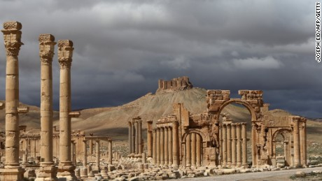 Growing fear that ISIS will destroy ancient ruins