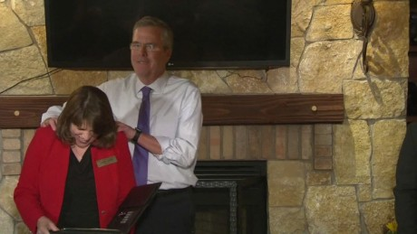 Jeb Bush Massage New Hampshire _00001113